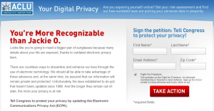 Your Digital Privacy  An ACLU Quiz